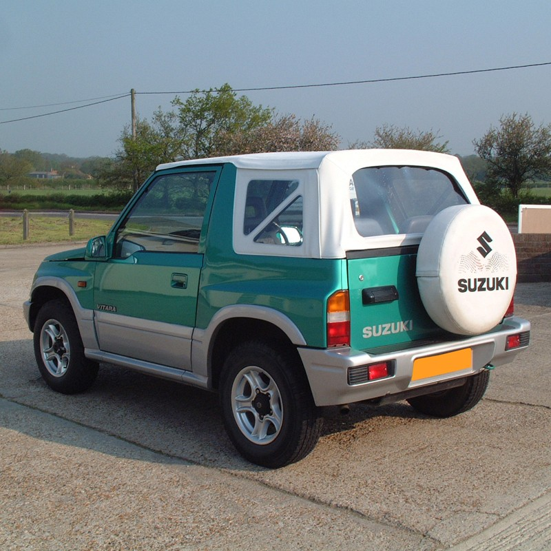 Suzuki Jimny Soft Top Replacement