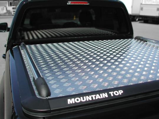 VW Amarok Double Cab Mountain Top