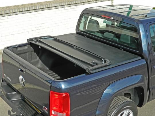 Volkswagen Amarok Double Cab Soft Tri Fold