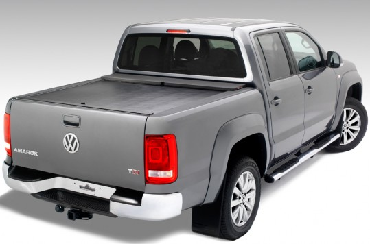 Volkswagen Amarok Double Cab Roll and Lock