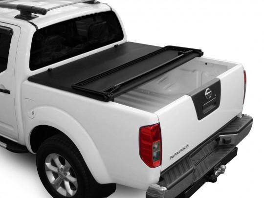 Nissan D40 Double Cab Soft Tri Fold 05-10