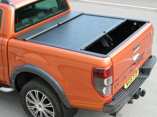 Ford Ranger Double Cab Roll N Lock 12-on