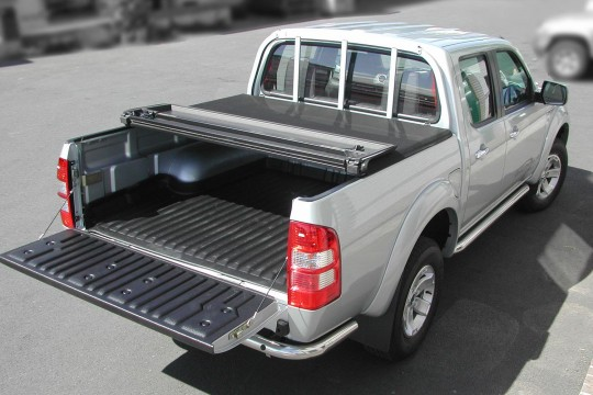 Ford Ranger Double Cab Soft Tri Fold 12-on