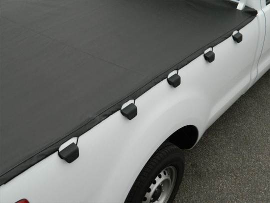 Ford Ranger Single Cab Tonneau Cover 2016 Facelift
