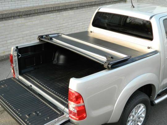 Toyota Hilux Double Cab Soft Tri Fold Mk6 2012-16