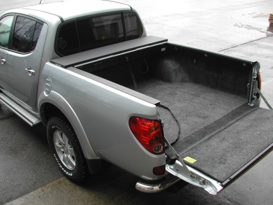 Mitsubishi L200 Double Cab Long Bed Roll and Lock 10-on