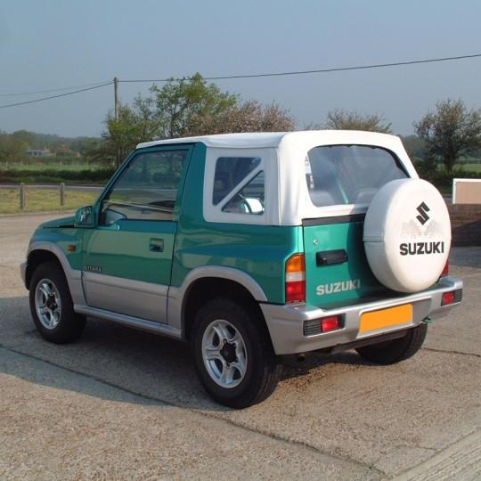 Suzuki Vitara Mk2 Vinyl Soft Top