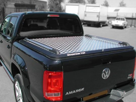 VW Amarok Double Cab Mountain Top Tonneau Cover