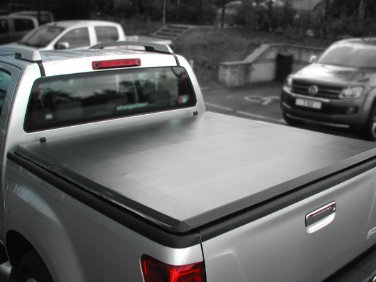 Isuzu Double Cab Soft Tri Fold 12-on