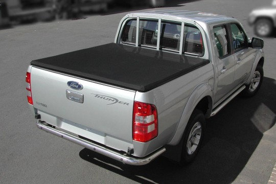 Ford Ranger Double Cab Hard Tri Fold 99-11