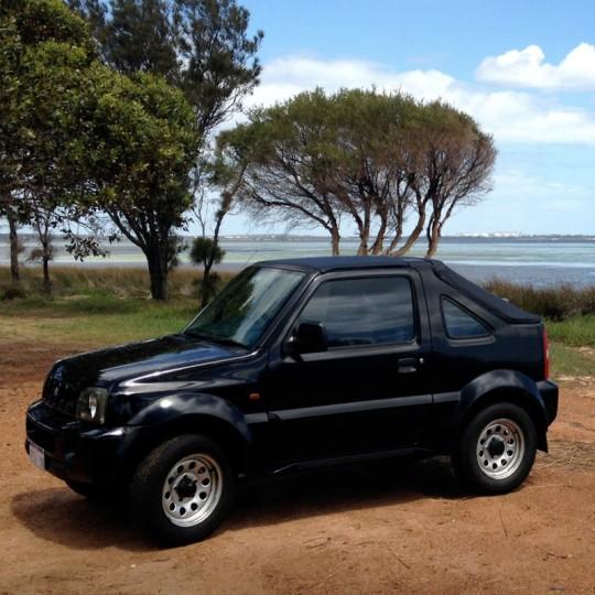 Suzuki Jimny Fastback Top