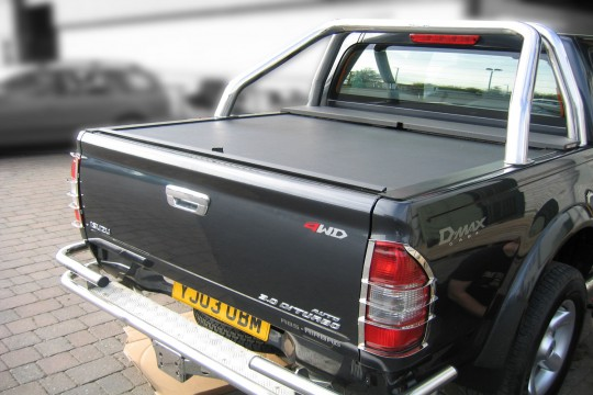 Isuzu Double Cab Roll and Lock 07-12