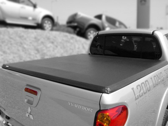 Mitsubishi L200 Double Cab Long Bed Soft Tri Fold 10-on
