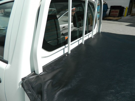 Mitsubishi L200 Single Cab Tonneau Cover 96-05