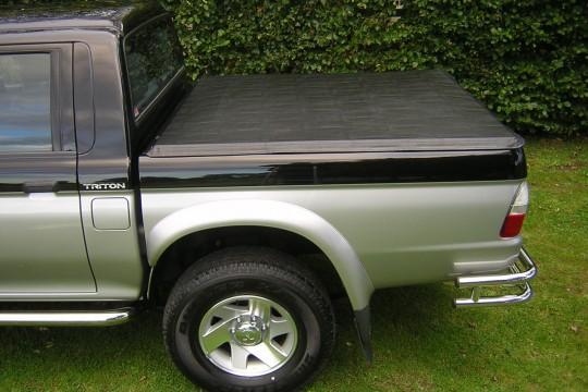 Mitsubishi L200 Double Cab Soft Tri Fold 01-05