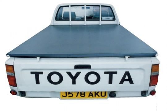 Toyota Hilux Double Cab Tonneau Cover 98-05